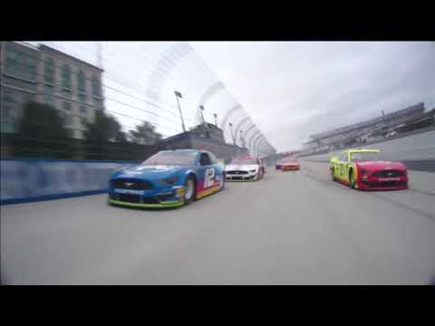 Full NASCAR In-Car: Alex Bowman At Dover | Drydene 400 At Dover International Speedway