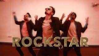 Rockstar Post Malone | Dance Choreography | Gaurav Ft Sagar & Nishant