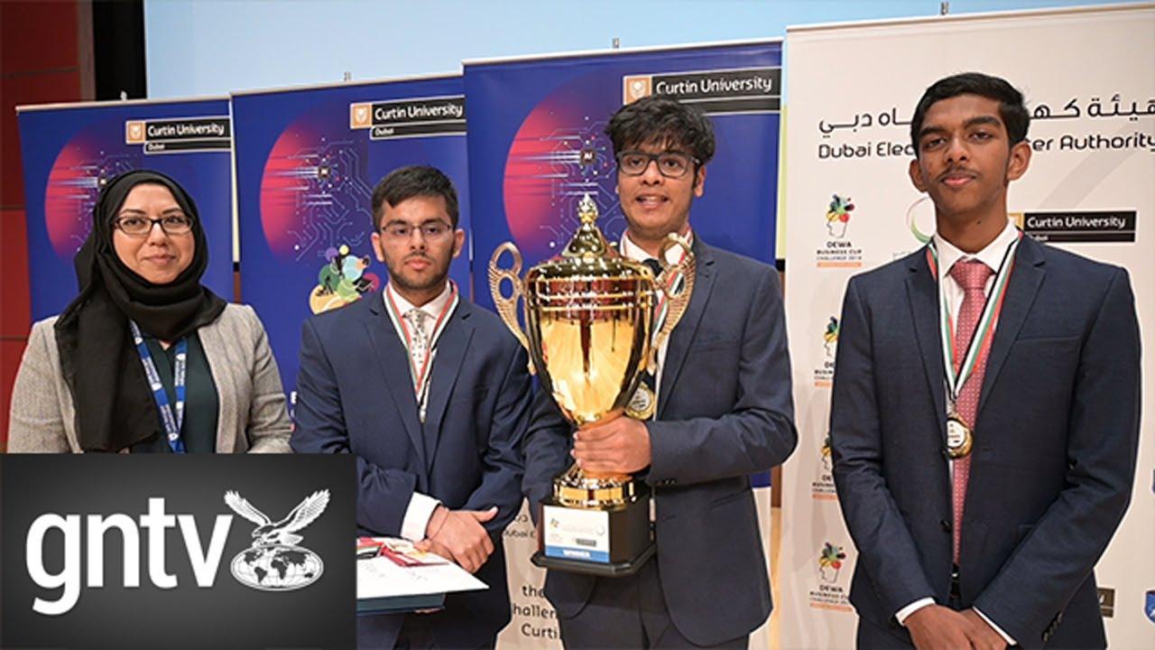 DEWA Business Cup Challenge 2019 Finals