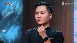 Shark Tank Tập 8 - Startup sữa đậu nành hữu cơ gọi vốn thành công 15 tỷ đồng| VTV24