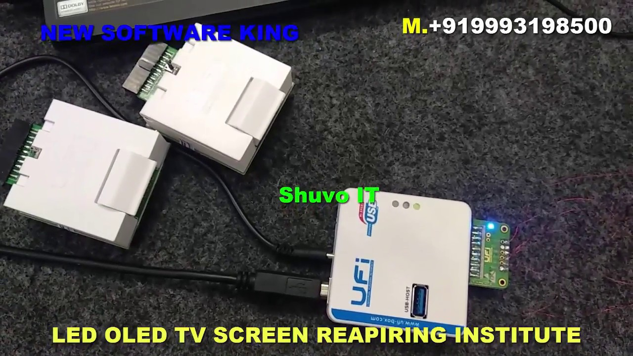 ALL EMMC REPAIRING TOOLS BOX INFO & SMART TV EMMC REPAIR