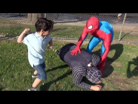 Thumbnail: SPIDERMAN IN REAL LIFE PRANK!