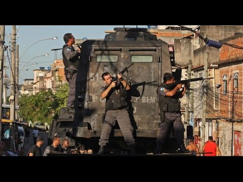 EP 05 Policia Militar Rio de Janeiro - HD