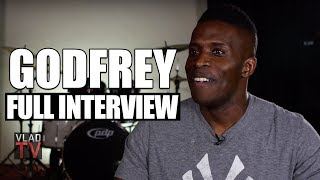 Godfrey on Steve Harvey, Tekashi, Tay-K, Dennis Rodman, Reparations (Full Interview)