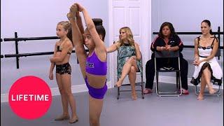Dance Moms: Mackenzie Can't Improv (Season 3 Flashback) | Lifetime