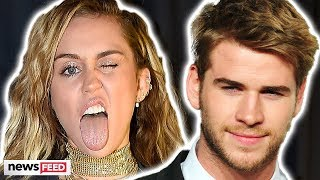 Miley Cyrus EXPOSES Liam Hemsworth Relationship In New Song!