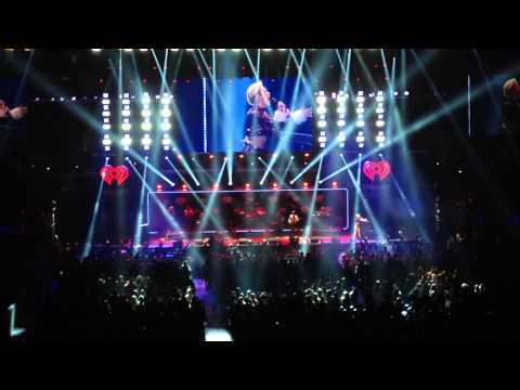 Miley Cyrus - Wrecking Ball (Live At KIIS FM's Jingle Ball 2013)