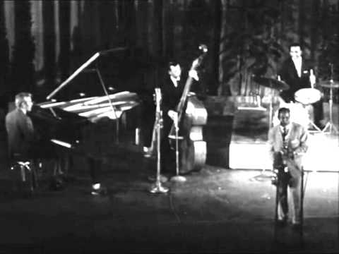 Don Byas + Lou Levy Trio 1958 Cannes - Indiana