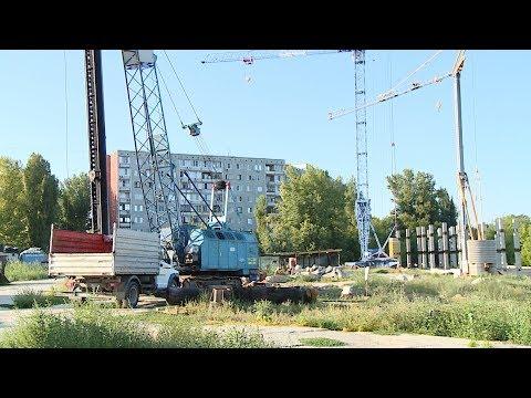 В Волгограде возобновится строительство жилого комплекса-долгостроя «Чайка-2»