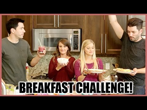BROTHERS vs. SISTERS COOKING CHALLENGE!