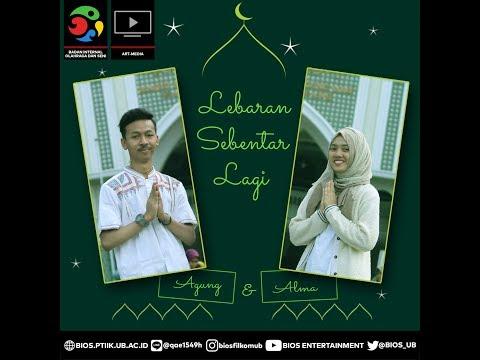 Lebaran Sebentar Lagi (Gigi) cover by Agung & Alma
