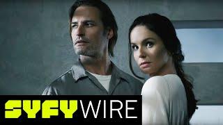 Colony Executive Producers Tease Season 3 | San Diego Comic-Con 2017 | SYFY WIRE