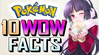 10 HOLY-CRAP Pokemon Facts and Secrets | Pokemon FEET #18