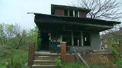 Detroit to demolish neighborhoods