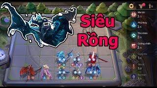 Đội Hình Mạnh Nhất CỜ LIÊN QUÂN Siêu Rồng Một Thổi Bay Màu Cả Team Địch !