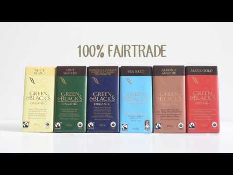 Fair Trade Organic Chocolate Bars