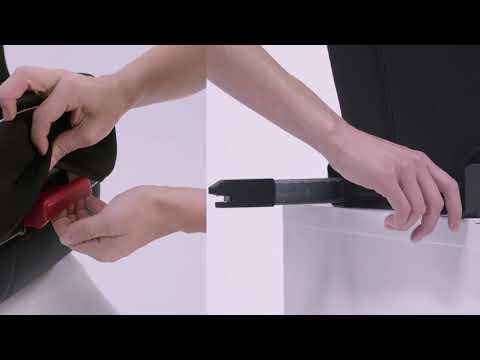Siège Auto Revo Isofix Groupe 01 Youtube
