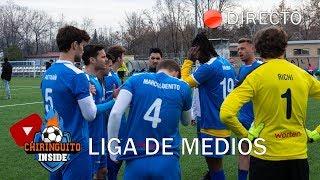 El Chiringuito 3-2 Freelance | LIGA DE MEDIOS JORNADA 9