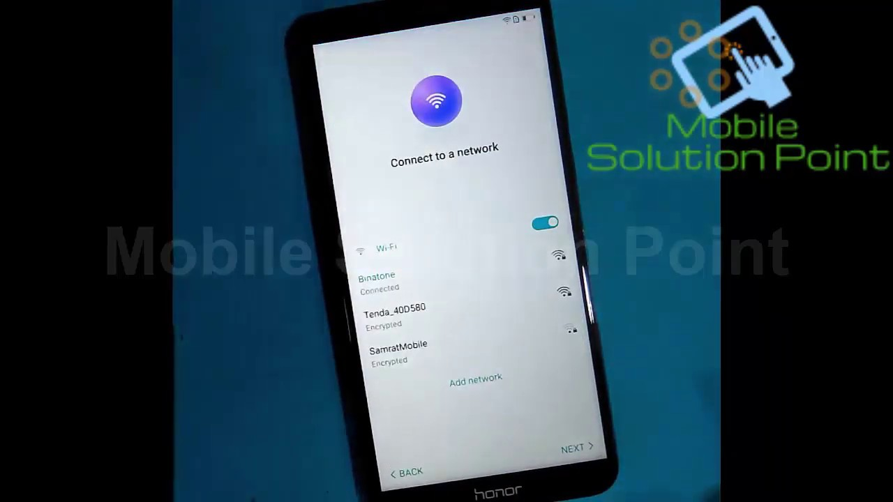 Honor FRP Remove Latest Trick `Help & Feedback` Not Working Solution |  Honor 7x FRP April 2019 Patch by Mobile Solution Point