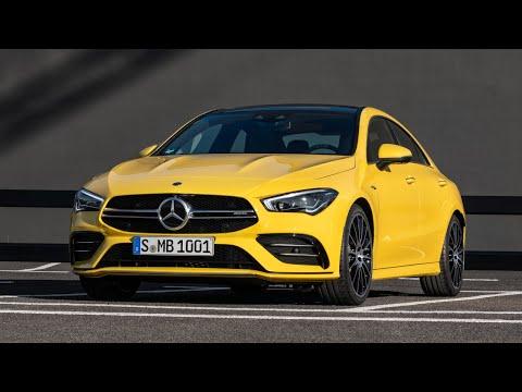 Mercedes-AMG CLA 35 4MATIC (2019): World Premiere | Trailer
