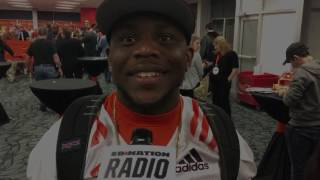 Artavis Scott on his month and Clemson
