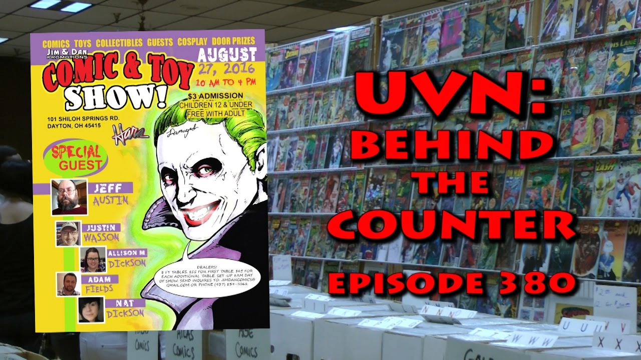 UVN: Behind the Counter 380