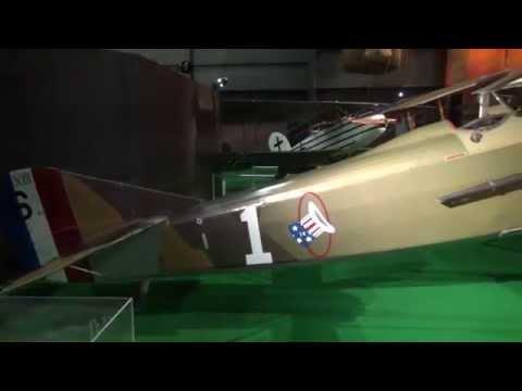 Captain Eddie Rickenbacker-WWI Ace