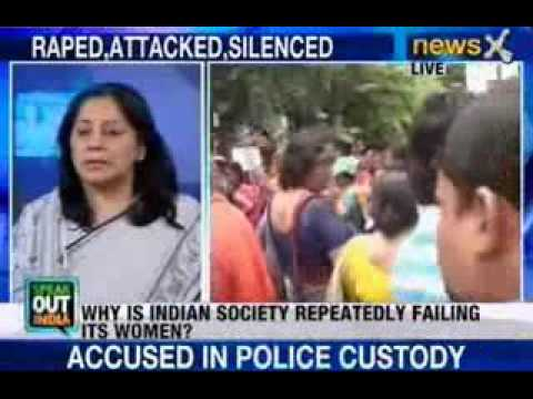 Speak out India: Why Indian society failing its women?