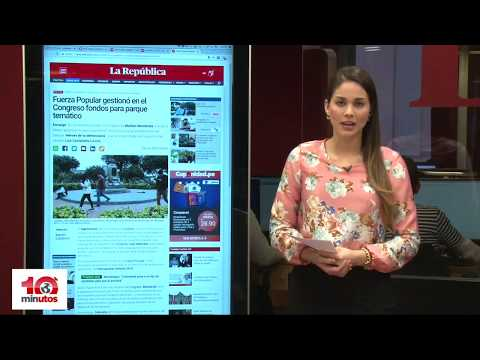 Noticias del 29 de junio en 10 MINUTOS - Edición mediodía