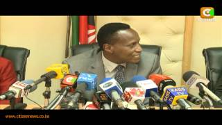 Kaimenyi: I Will Not Resign Over Laptop Debacle