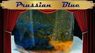Prussian Blue!!! - Complete Synthesis