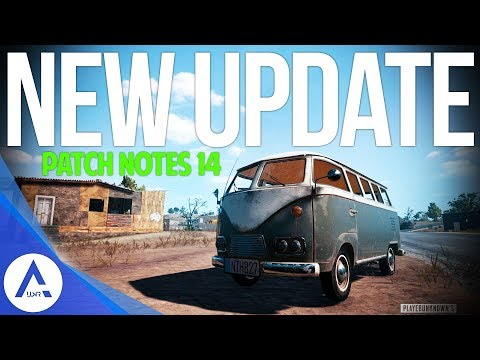 PUBG Xbox: Weekly Update #14 Patch Notes - Miramar Added, New Vehicles, Weapons, Optimisation