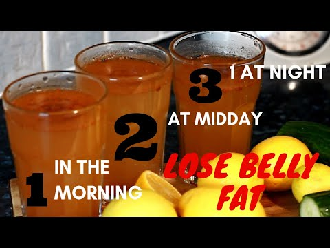Drink This Before Bedtime and Loss Weight Overnight | On Get Rid Of Belly Fat