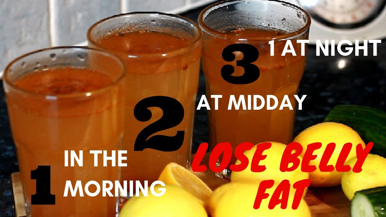 Drink This Before Bedtime and Loss Weight Overnight  On Get Rid Of Belly  Fat