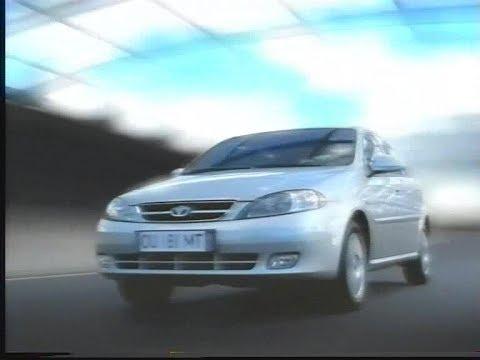 Daewoo Lacetti Ad 2004