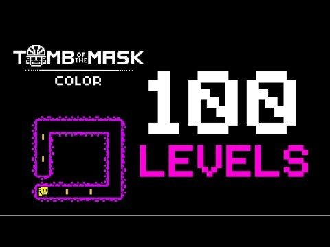 Tomb Of The Mask: Color Level 1-100 Walkthrough