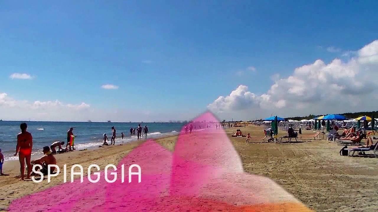 La spiaggia del bagno corallo beach youtube