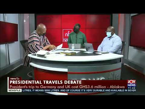Presidential travels debate: Ghana's Presidential jet can fly to Europe non-stop - Okudzeto Ablakwa