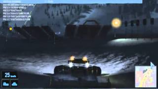 Snowcat Simulator 2011 - Gameplay Trailer