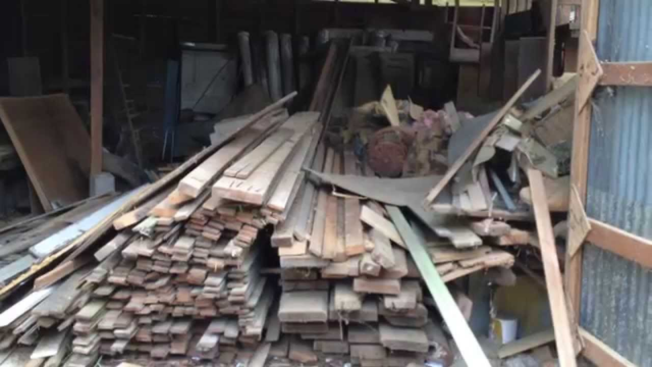 Find 120 Year Old Barn Wood Mr Fix All Part 1 Of 2 Youtube