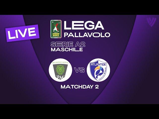 LIVE 🔴 Motta di Livenza vs. Brescia - Men's Serie A2  | 2021