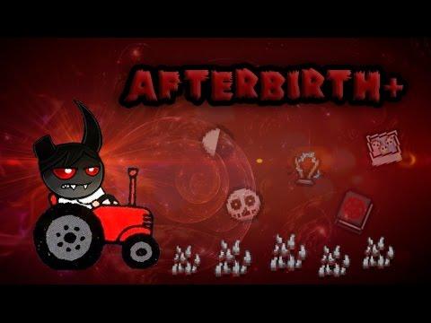 Afterbirth+ Тише едешь, дальше будешь (СТРИМ)