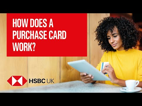 How does a purchase credit card work? | Banking Products | HSBC UK
