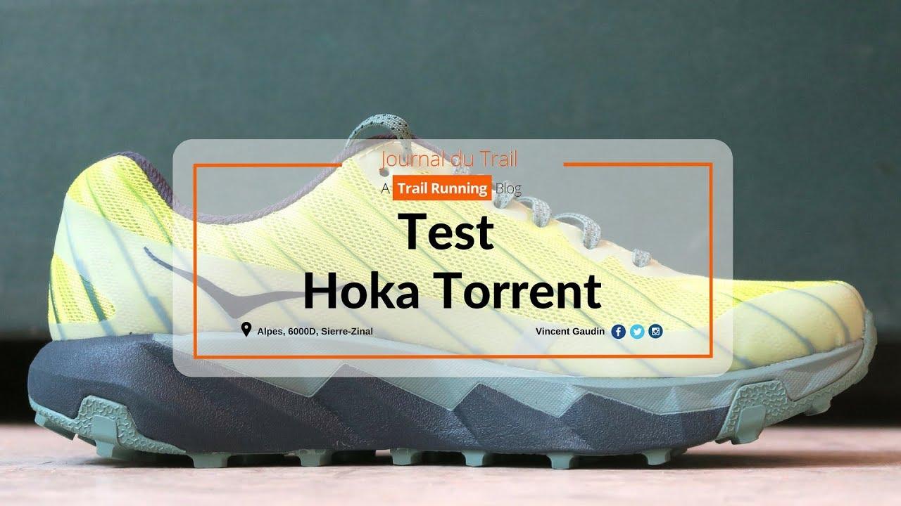 catch cheapest cheaper Test Hoka Torrent