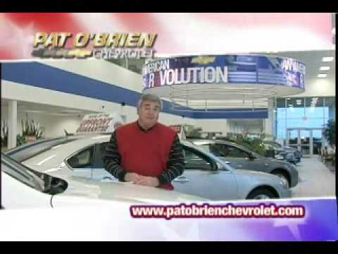 Pat O Brien Chevy >> Jim Mueller Pat O Brien Chevrolet Buy American