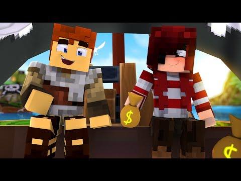 Minecraft Pirates - ALL ALONE !? (Minecraft Roleplay)