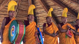 Drepung Loseling Monks - Healing in a Conflicted World - Chanting and Prayer