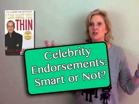 Dissertation on celebrity endorsement