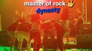 Dynasty - hallowed be thy name - iron maiden cover