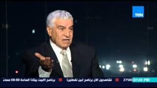 بين نقطتين - عبد اللطيف المناوي : مدى الاستفادة من الكوادر و العلماء المصرين